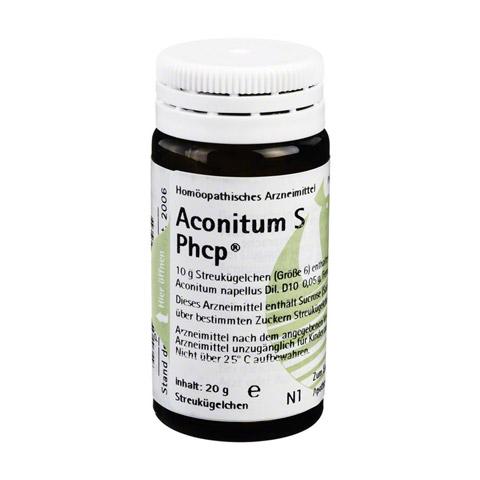 ACONITUM S Phcp Globuli 20 Gramm N1