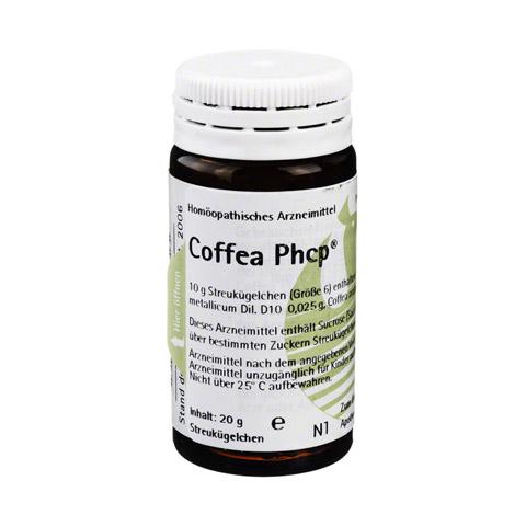 COFFEA PHCP Globuli 20 Gramm N1