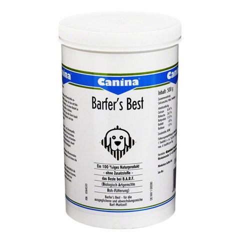 BARFERS Best Pulver vet. 500 Gramm