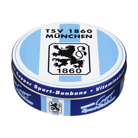 CUPPER Sport 1860 München Bonbons 60 Gramm