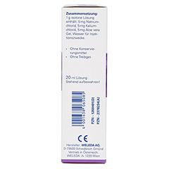 RHINODORON Nasenspray Aloe Vera 20 Milliliter - Linke Seite