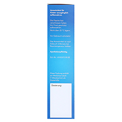 Maaloxan 25mVal Flasche 250 Milliliter N1 - Linke Seite
