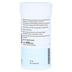 BIOCHEMIE Pflüger 3 Ferrum phosphoricum D 12 Tabl. 400 Stück N3 - Linke Seite