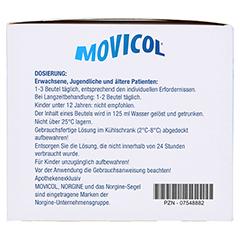 MOVICOL 100 Stück - Linke Seite