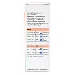 Ambroxol-ratiopharm Hustensaft 100 Milliliter N1 - Linke Seite