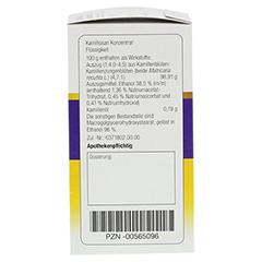 Kamillosan 100 Milliliter N1 - Linke Seite