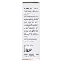 Linola Gesichtscreme 50 Milliliter - Linke Seite