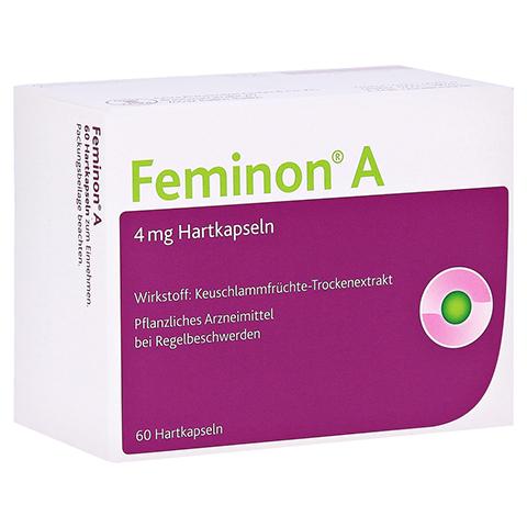 Feminon A Hartkapseln 60 Stück N2