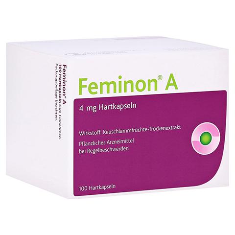 Feminon A Hartkapseln 100 Stück N3