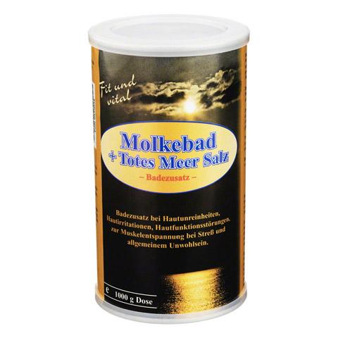 MOLKEBAD+Totes Meer Salz 1 Kilogramm