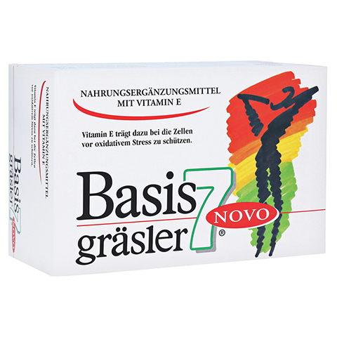BASIS 7 GRÄSLER NOVO Trinkfläschchen 15x10 Milliliter