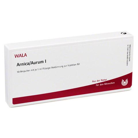 ARNICA/AURUM I Ampullen 10x1 Milliliter N1