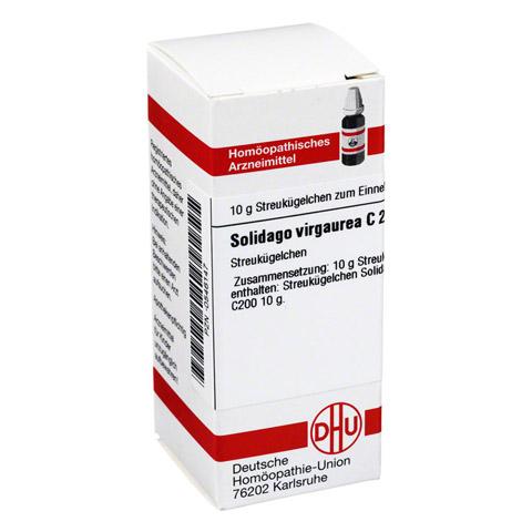 SOLIDAGO VIRGAUREA C 200 Globuli 10 Gramm N1