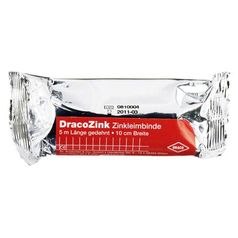 Zinkleimbinde Dracozink 10 cmx5m 1 Stück