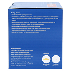 ORTHOMOL Immun pro Granulat 30 Stück - Rechte Seite