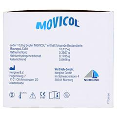 MOVICOL 100 Stück - Rechte Seite