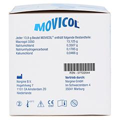 MOVICOL 50 Stück - Rechte Seite