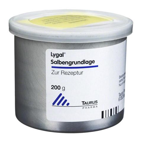 LYGAL Salbengrundlage Salbe 200 Gramm