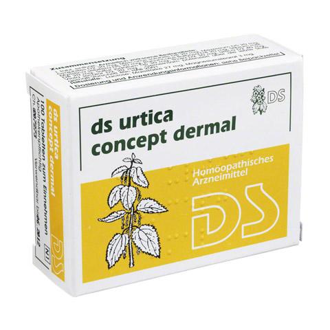 DS Urtica Concept dermal Tabletten 100 Stück N1