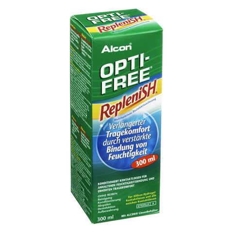 OPTI-FREE RepleniSH Multifunktions-Desinf.Lsg. 300 Milliliter