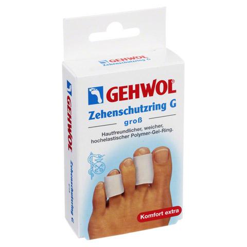 GEHWOL Polymer Gel Zehenschutzring G groß 2 Stück