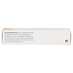 CONTRACTUBEX Gel 50 Gramm N2 - Oberseite