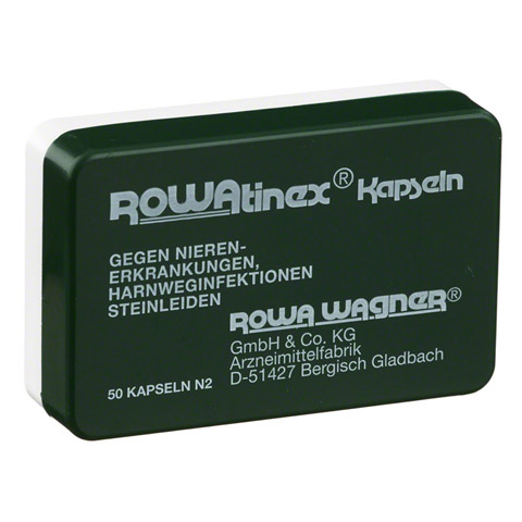 ROWATINEX Weichkapseln 50 Stück