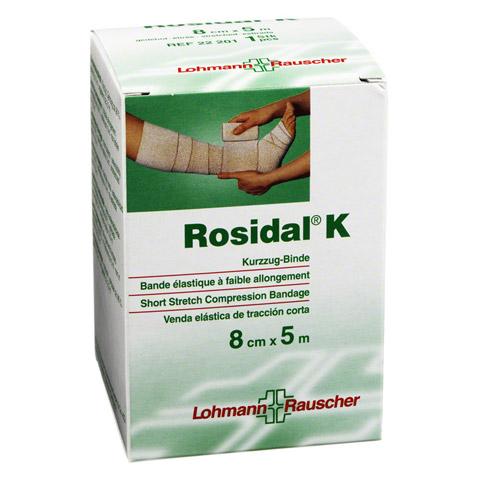 ROSIDAL K Binde 8 cmx5 m 1 Stück