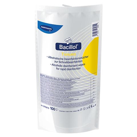 BACILLOL Tissues Nachfüllpackung 100 Stück