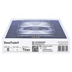 GENUTRAIN Knieband.Gr.0 titan 1 Stück - Unterseite