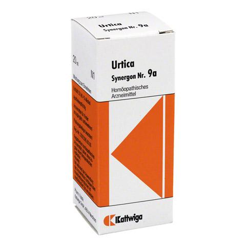 SYNERGON KOMPLEX 9a Urtica Tropfen 20 Milliliter