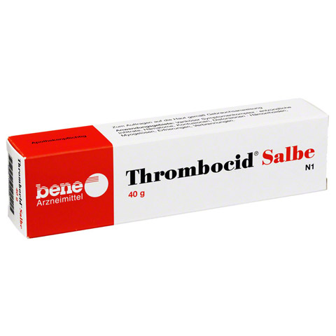 THROMBOCID Salbe 40 Gramm