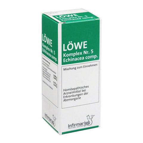 LÖWE KOMPLEX Nr.5 Echinacea comp.Tropfen 50 Milliliter N1