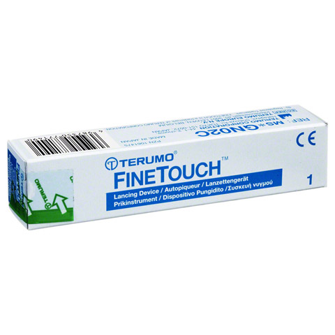 TERUMO FineTouch Lanzettengerät 1 Stück