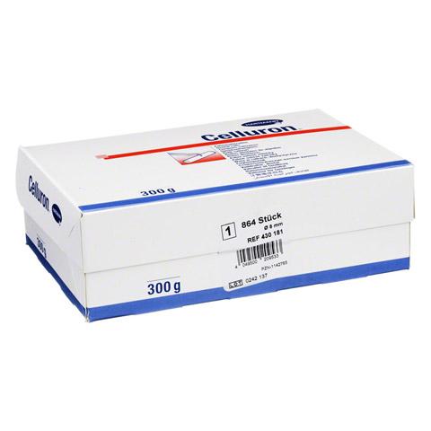 CELLURON Zahnwatterolle 8 mm Gr.1 300 Gramm