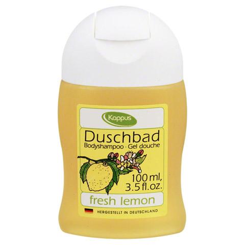 KAPPUS fresh lemon Duschbad 100 Milliliter
