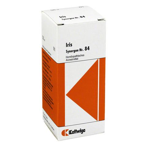 SYNERGON KOMPLEX 84 Iris Tropfen 50 Milliliter N1