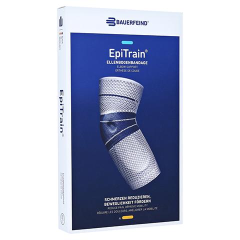 EPITRAIN AKTIV Gelenkbandage Gr.3 titan 1 Stück