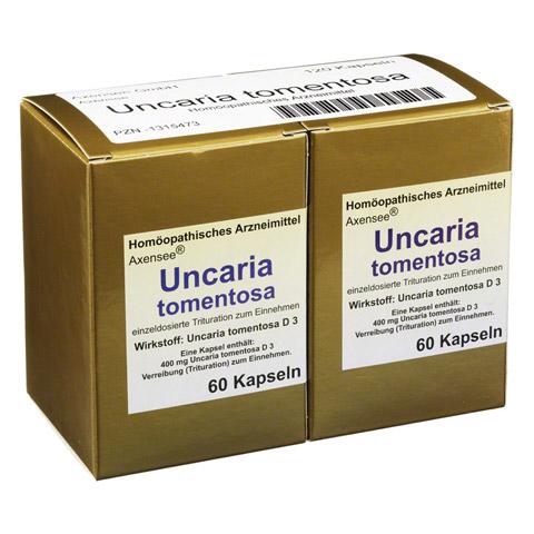 UNCARIA tomentosa Kapseln 120 Stück N1