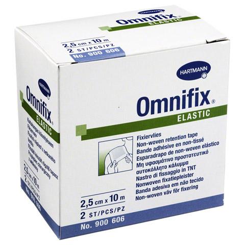 OMNIFIX elastic 2,5 cmx10 m Rolle 2 Stück