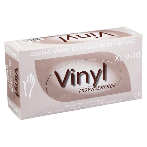 VINYL Handschuhe puderfrei x-large 100 Stück