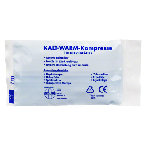 KALT-WARM Kompresse 8x13 cm 1 Stück