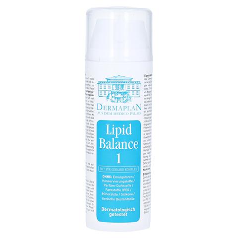 DERMAPLAN Lipid Balance 1 Creme 150 Milliliter