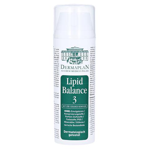 DERMAPLAN Lipid Balance 3 Creme 150 Milliliter