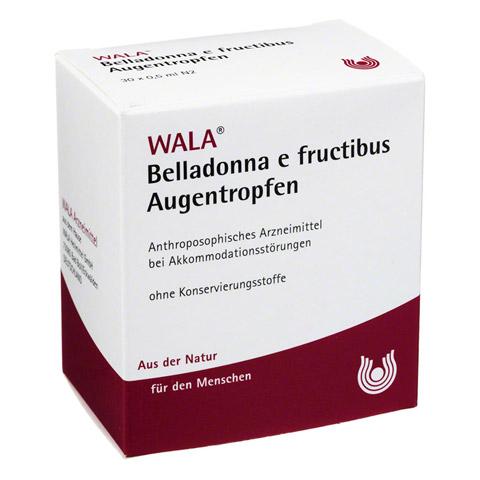 BELLADONNA E FRUCTIBUS Augentropfen 30x0.5 Milliliter N1