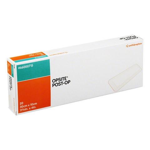 OPSITE Post-OP 10x30 cm Verband einzeln steril 20x1 Stück
