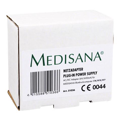 MEDISANA Blutdruck Computer ETM Netzadapter 1 Stück