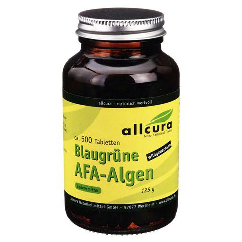 AFA ALGEN 250 mg blaugrün Tabletten 500 Stück