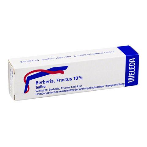 BERBERIS FRUCTUS 10% Salbe 25 Gramm N1