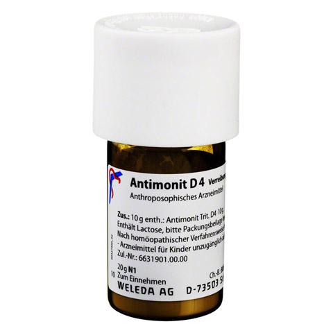 ANTIMONIT D 4 Trituration 20 Gramm N1